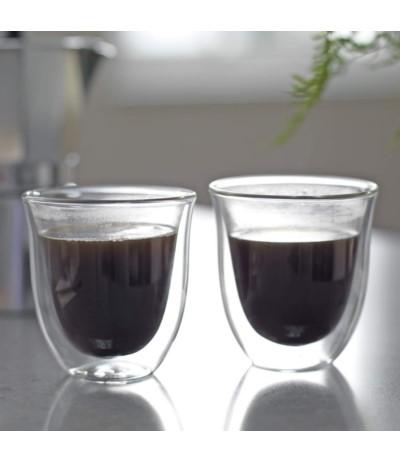 La Cafetiere Kpl 4 szklanek podw ścianki
