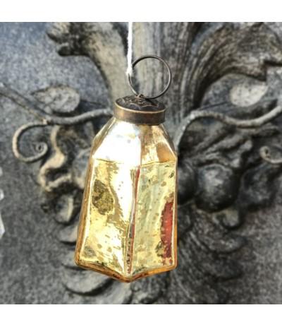 Bosco Bombka złoty kryształ 4