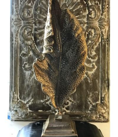D.Figurka liść złoty