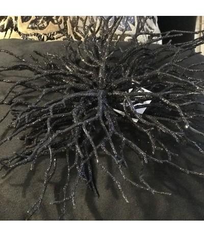 Gałązka sztuczna koralowiec czarny B.N.