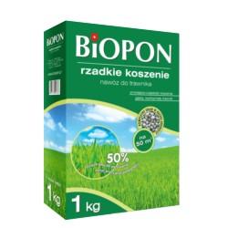 Biopon Nawóz do trawnika rzadkie koszenie
