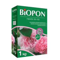 BIOPON Nawóz do róż  1KG