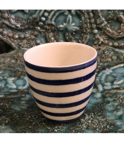 G.Sally indigo Mini latte cup