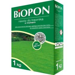 Biopon Nawóz do trawnika z mchem 3kg