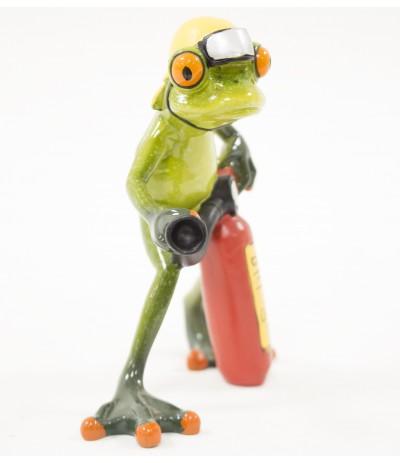 A.P.Żaba strażak