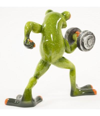 A.P.Żaba siłacz