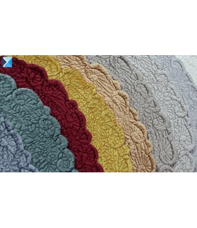 I.Velvet podkładka 35/50cm Musztardowy