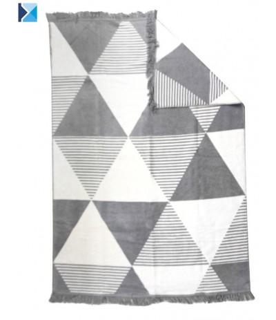 I.Koc Trójkąty w paski 150/200