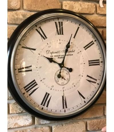 AM Zegar ścienny