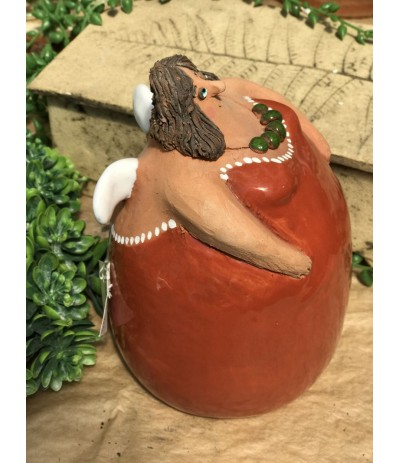 B.Figura ceramiczna