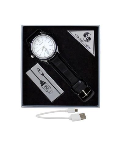 H.Zegarek z zapalniczką USB