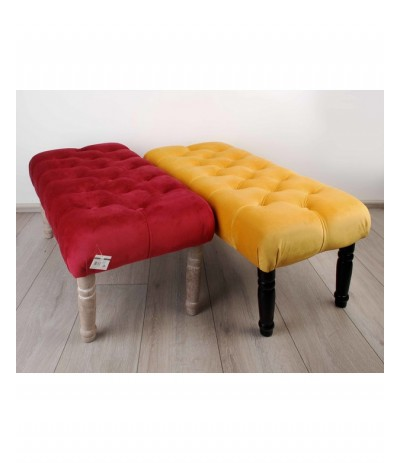 M.Lambert ławka miękka żółta