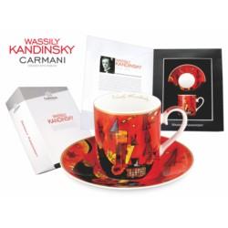 H.Kandinsky Filiżanka ze spodkiem