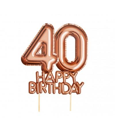 G.Piker 40 Happy Birthday