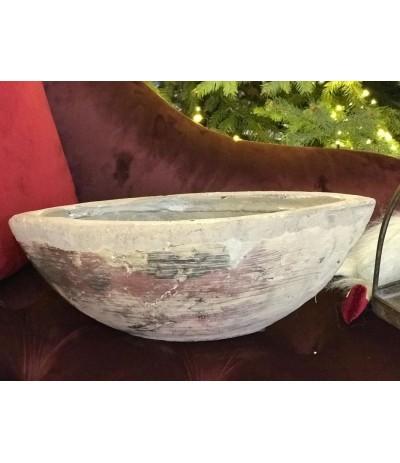 R.Osłonka ceramiczna łódka srebro