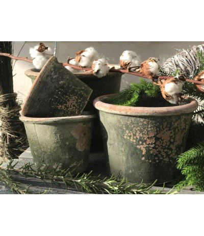 D.F.Mystic Pot osłonka ceramiczna