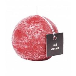 P.C.Świeca zapachowa kula 120 Czerwona porzeczka