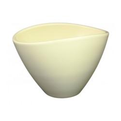 C.Osłonka ceramiczna owalna 18 krem