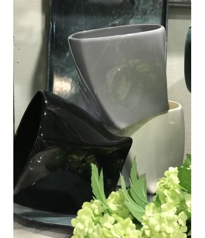 Osłonka ceramiczna Zuza h-13 szara