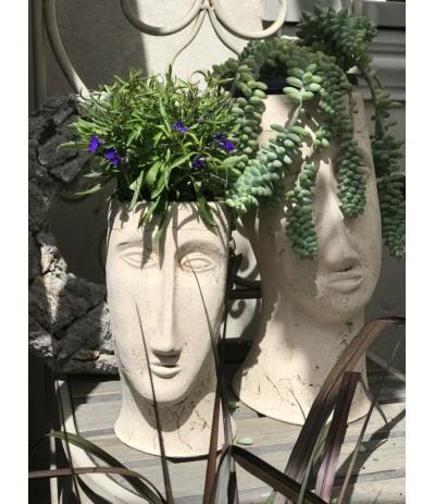 Szamot Głowa Modigliani mała