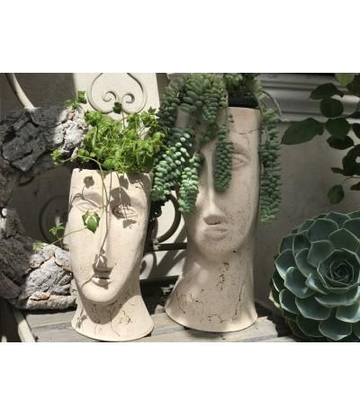 Szamot Głowa Modigliani duża