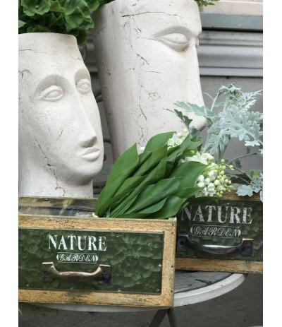 C.Osłonka drewniana szufladka Nature
