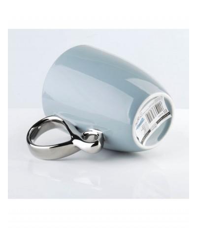 M.Infinity Silver Kubek 370ml grey