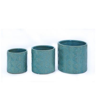 C.Elx Osłonka ceramiczna turkus 11