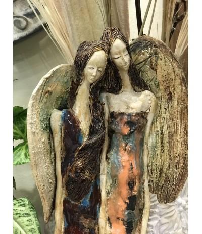 B.Anioł stojący para