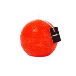 P.C.Świeca zapach Pomarańcza kula 80