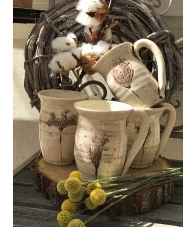 B.Kubek ceramiczny Lep-Gar