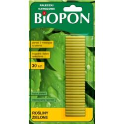 Biopon pałeczki do zielonych
