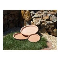 C.Podstawka ceramiczna 9 terakota