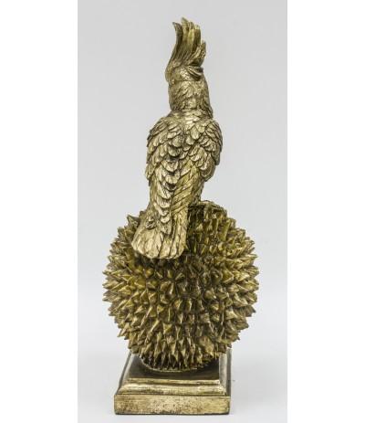 A.P.Figurka Papuga złota
