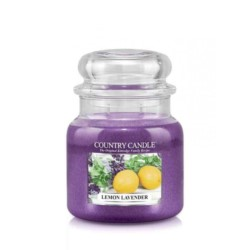 Country Świeca 453g Lemon Lavender