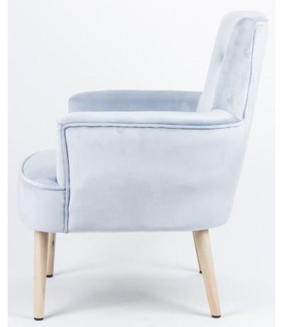 A.P.Fotel błękit
