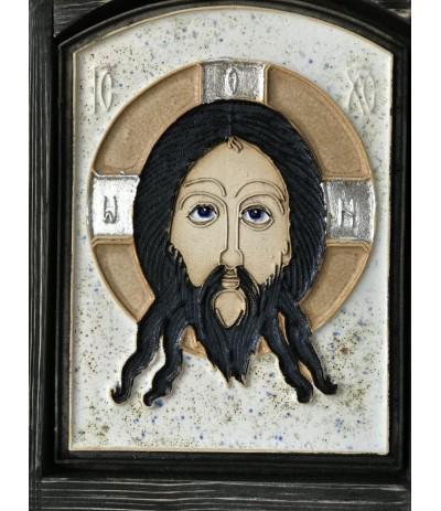 B.Vektor Ikona Duża Jezus