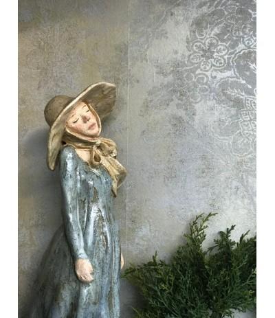 B.Dama w kapeluszu
