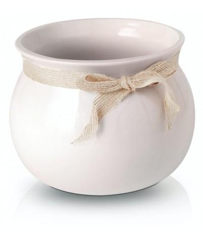 P. Lisbon Ceramiczna oslonka z kokardką