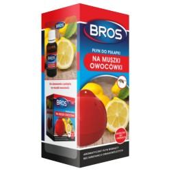 Bros- płyn do pułapki na muszki owocówki