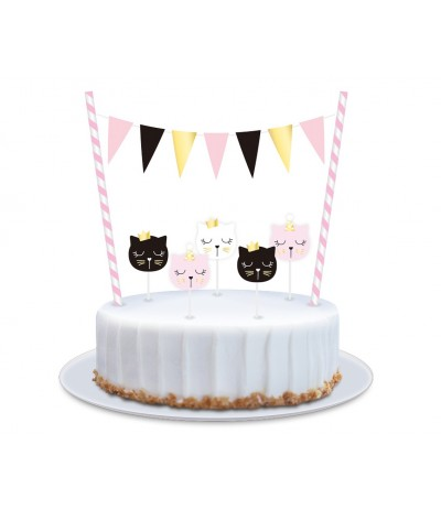 G.Dekoracja na torta Kotek