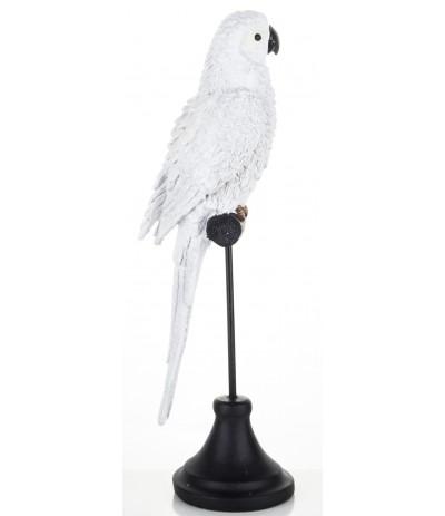 A.P.Papuga biała - figurka