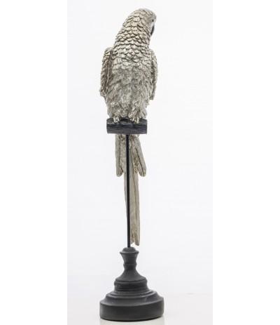 A.P.Papuga srebro - figurka
