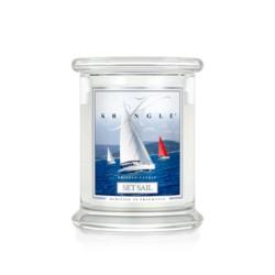 Kringle Świeca w szkle 100h Set Sail