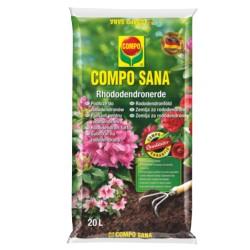 Compo S Podłoże do rododendronów 20l