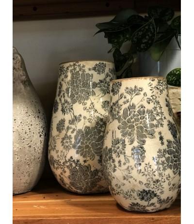 J.Oris Wazon ceramiczny Kwiaty