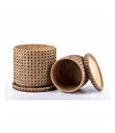 M.Rosita Oslonka ceramiczna Beż