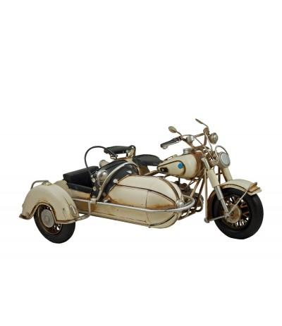 H.Motocykl z przyczepą