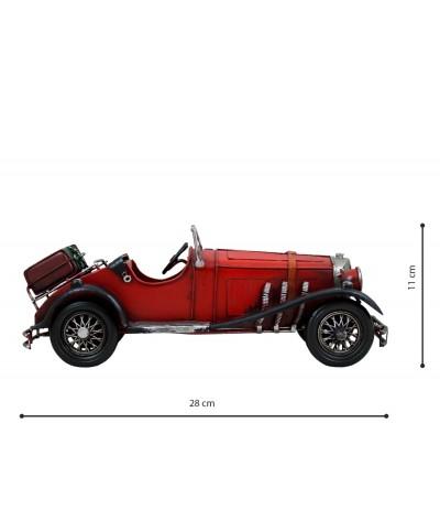 H.Auto Retro Czerwień