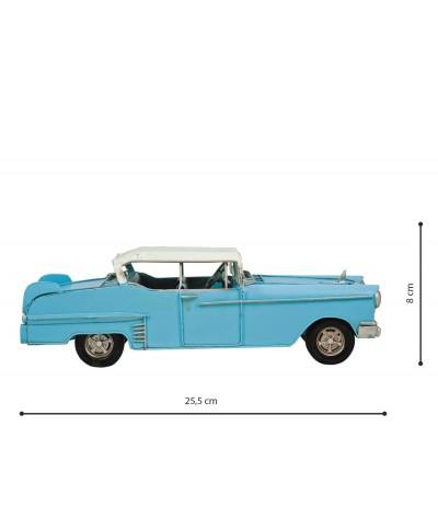 H.Auto Retro Blue